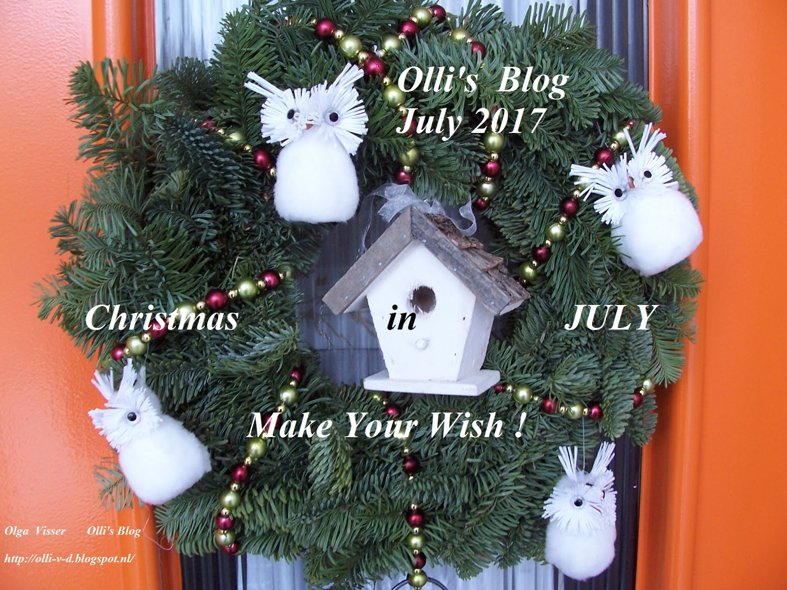 Обмен Christmas in JULY ~ Make Your Wish! ~