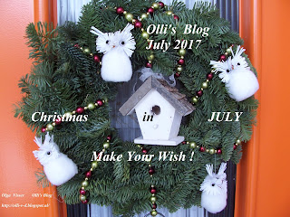 Christmas in JULY ~ Make Your Wish! ~