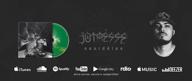 Jotaésse - Sasidéias {Full Album}