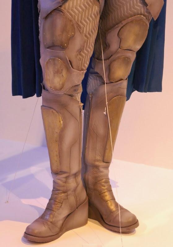 Asgardian Valkyrie costume boots Thor Ragnarok
