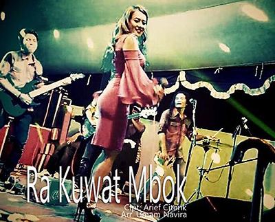 Ra Kuat Mbok - Cantika Poetry