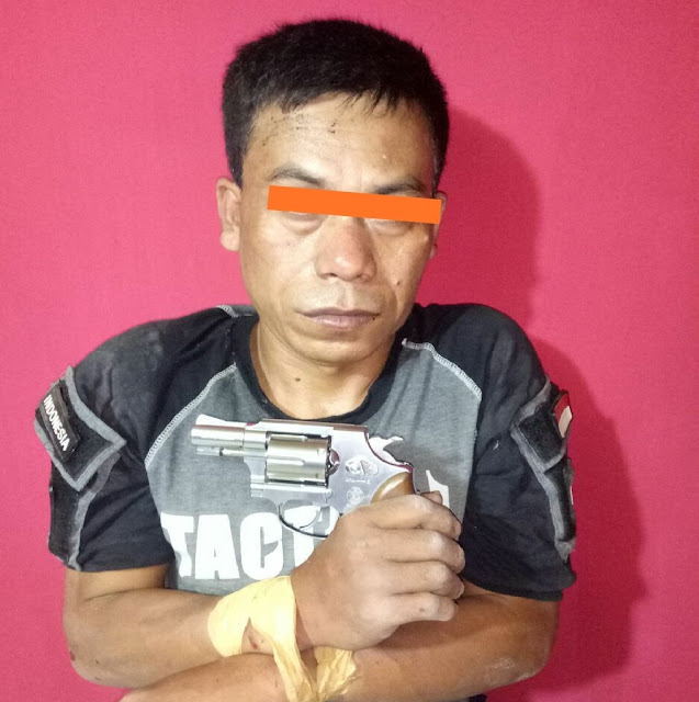 Ciddako, Ngaku Intel Polda Sulsel Untuk Menipu, Akhirnya Diringkus Polisi