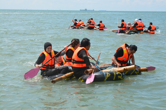 Outbound Makassar Sulawesi Selatan v