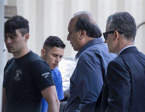 Luiz Fernando Pezão é preso em desdobramento da operação Lava Jato do Rio de Janeiro