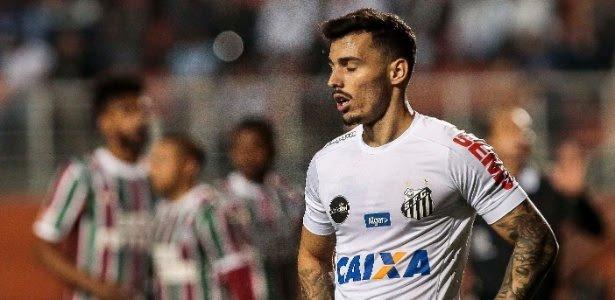 O Inter não quer o negócio exigido pelo Santos por Zeca. O envio de Sasha  em definitivo e mais aproximadamente 1 24b5f6961bba2