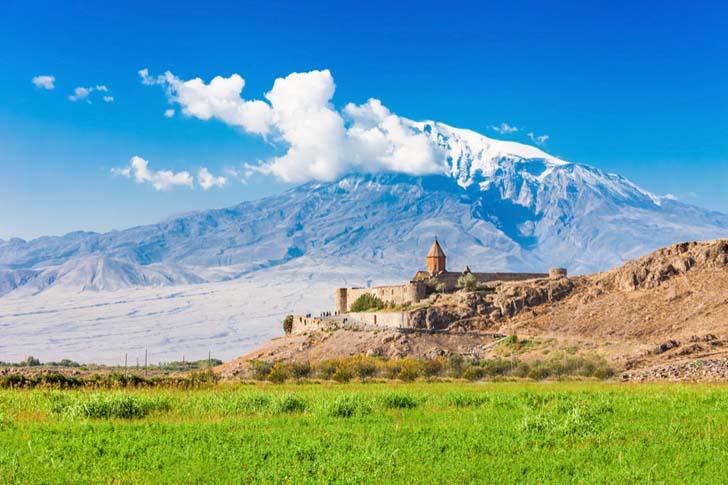 Khor Virap; Armenia