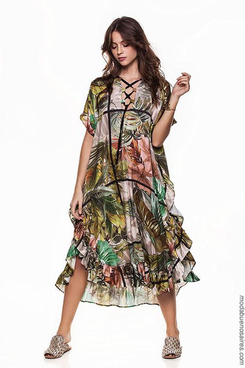 Moda primavera verano 2018. Moda 2018. Ropa de moda mujer 2018.