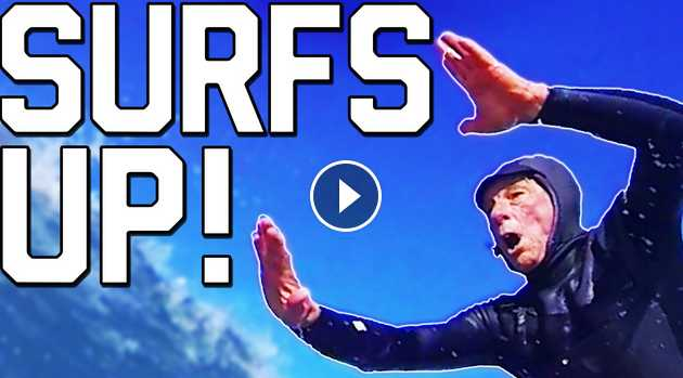 Funniest Epic Wave and Surfing Fails Surfs UpBy FailArmy