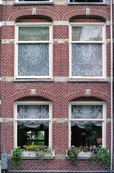 Amsterdam, Eeghenstraat, © L. Gigout, 1990