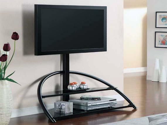 Unique TV Stand for Flat Screens picture