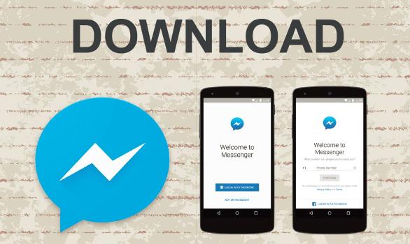 download free messenger facebook mobile