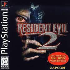 Resident Evil 2 (BR) [ Ps1 ]