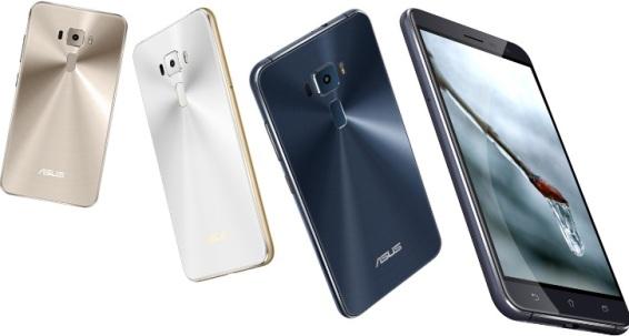 Review Smartphone ZenFone 3