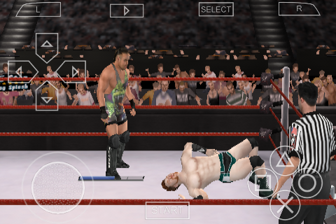 Download WWE SmackDown VS RAW 2011 PPSSPP ISO