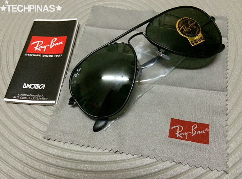 c7d3a353f5 How To Tell Real Ray Ban Aviators