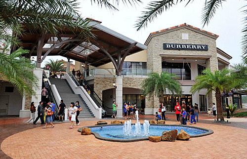 Last added outlet stores. Outlets at Anthem, Phoenix (Arizona) Power Square Mall, Mesa (Arizona) Foothills Mall, Tucson (Arizona) WaterMark Place, Bessemer near Birmingham (Alabama).