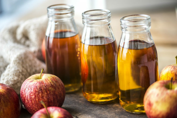 USE APPLE CIDER VINEGAR IN THIS WAY, WILL REDUCE OBESITY AND REMOVE MANY DISEASES.