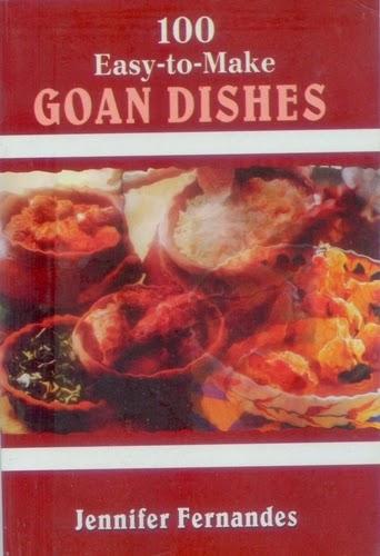 My cookbook shelf goan food trail 100 easy to make goan dishes by jennifer fernandes forumfinder Image collections