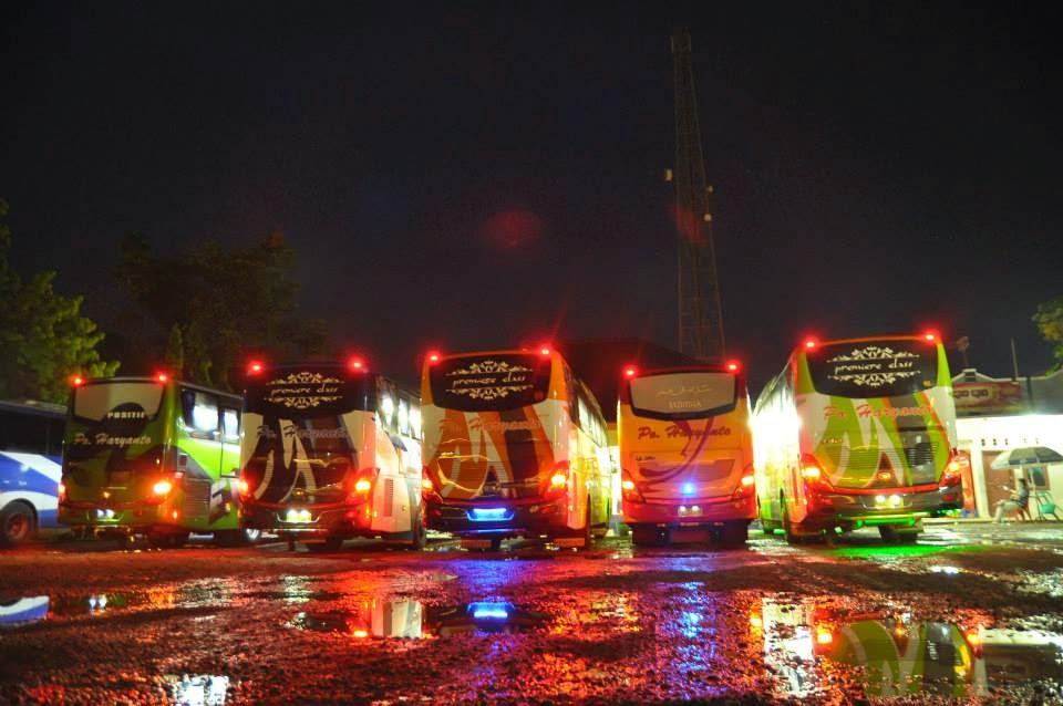 Kumpulan foto Jetbus HD PO Haryanto Waktu Malam  DAILYBUS