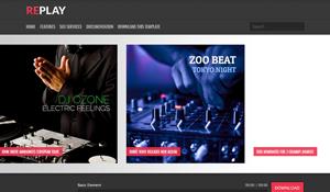 Download Musik Template Untuk Blogger Gratis