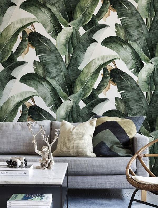 tropikal-dekor-örnekleri
