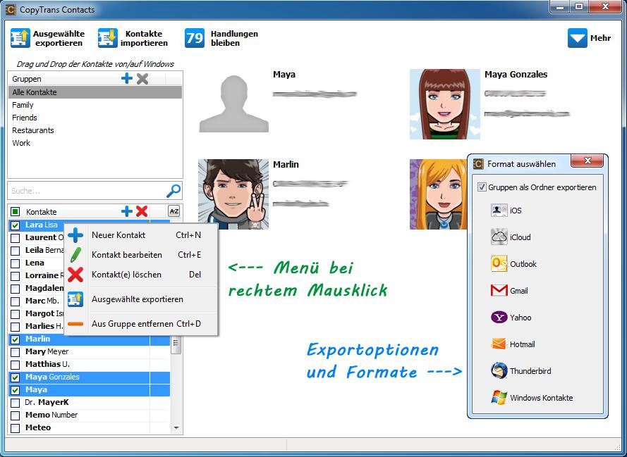 Iphone Outlook Kontakte Synchronisieren Ohne Itunes