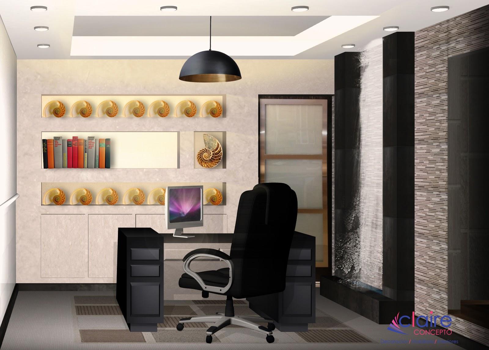 Despacho de arquitectos decoraci n de oficinas peque as for Decoracion oficinas y despachos