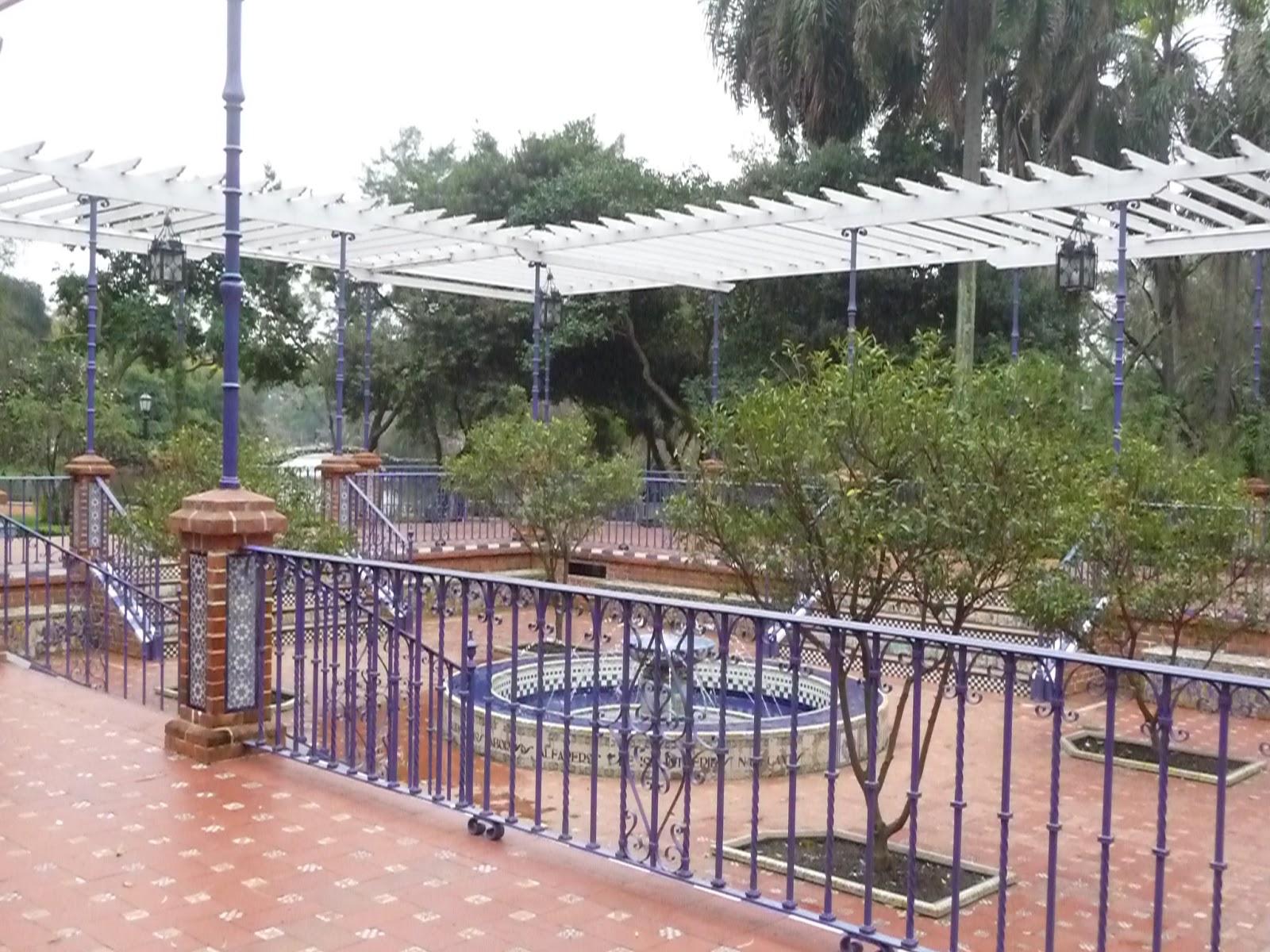 Her ldica en la argentina escudo nacional en el patio andaluz - Un patio andaluz ...