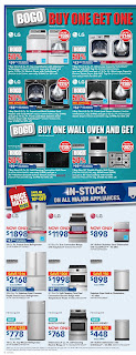 Lowe's Flyer Saving Card valid October 12 - 18, 2017