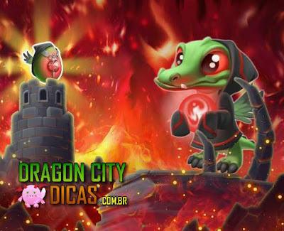 Dragão da Magia Negra - Informações
