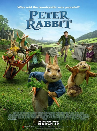 Peter Rabbit (2018) BDRemux 1080p