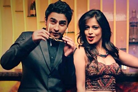 Badal & Kajal Party Night Latest Music Video Punjabi Songs 2016 Lyrics Badal Music Koin
