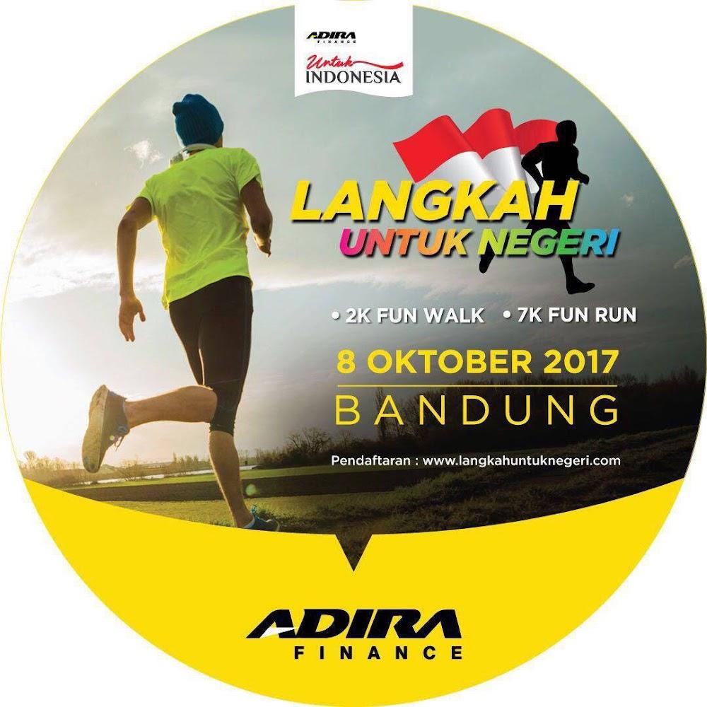 Adira Finance Langkah Untuk Negeri - Bandung • 2017