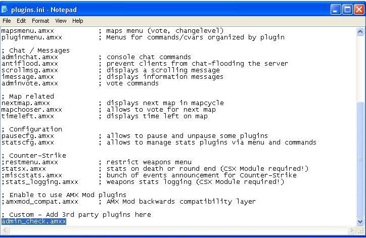 Counter strike 1 6 server creation Advanced ~ TEcHPiratez