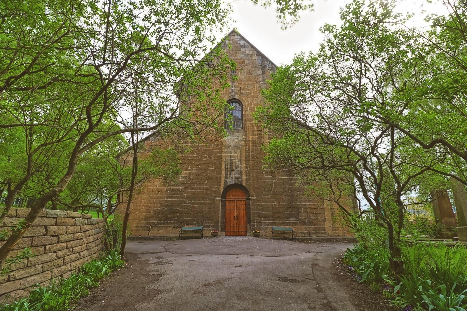 oslo kościół