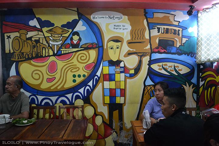 Inside Netong's La Paz Batchoy