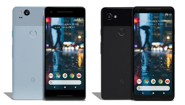 مشاكل تواجه هواتف جوجل بيكسل 2 الجديدة