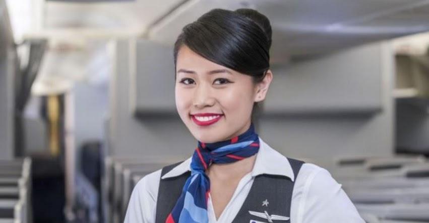 Postula a estos puestos de trabajo para auxiliares de vuelo en American Airlines [REQUISITOS] www.aa.com
