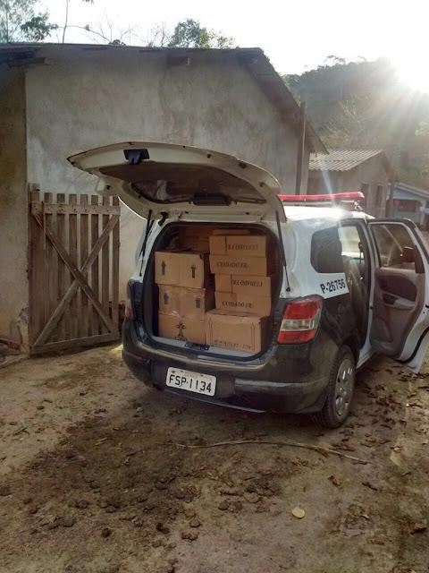 ATUAÇÃO DE CAMPO DE POLÍCIA JUDICIÁRIA REALIZADA PELA DELEGACIA SECCIONAL JACUPIRANGA PRENDE 43 PESSOAS