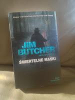 """Śmiertelne maski"" Jim Butcher, fot. paratexterka ©"