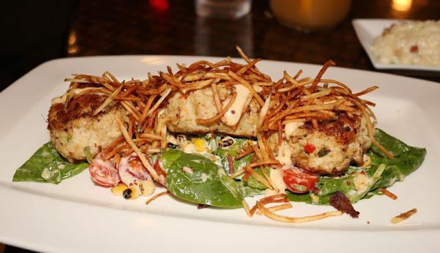 Plantation Restaurant - Lump Crabcakes