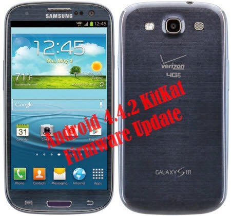 Verizon Samsung Galaxy S3 SCH-I535