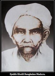 Biografi KH. Kholil Bangkalan