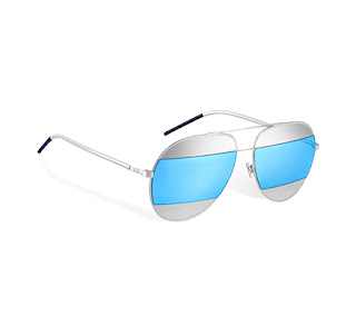stylish split sunglasses for women