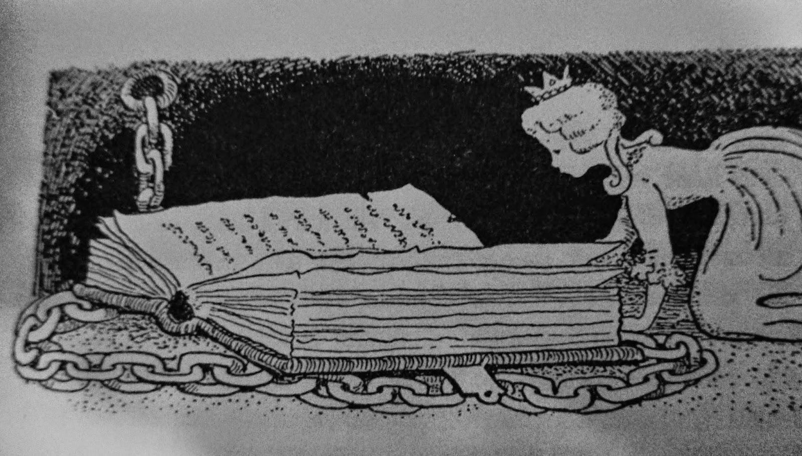 Irjan kirja, Beskow, prinsessa, kirja