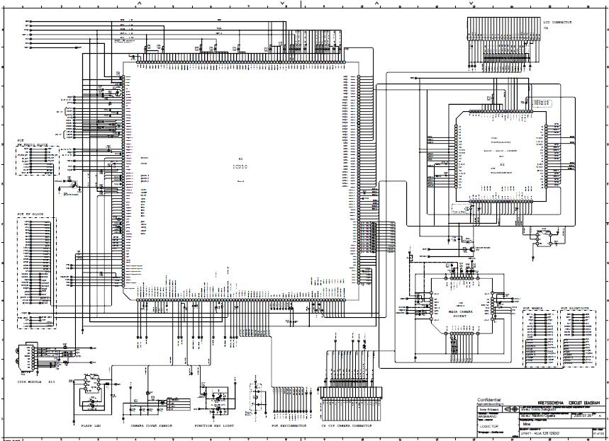 Sony Z5 Schematic Diagram Schematic Diagram
