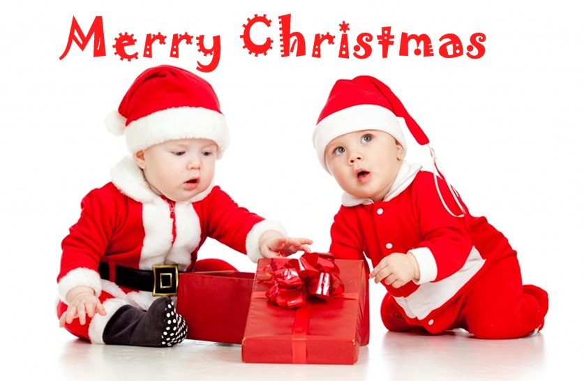 Cute Xmas Image for Kids