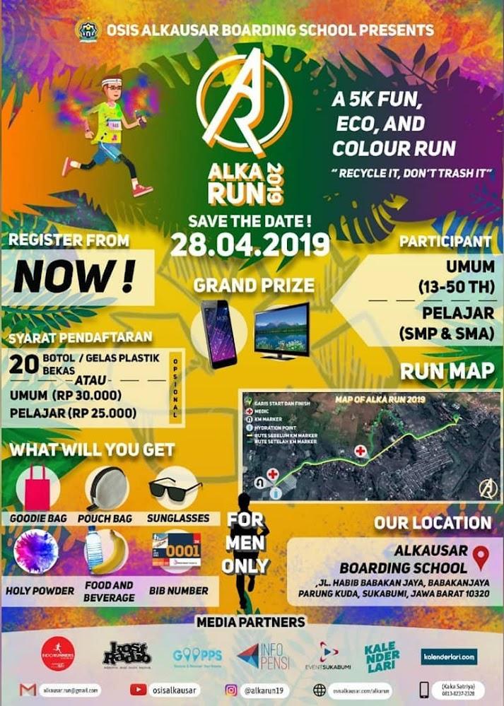 Alka Run • 2019