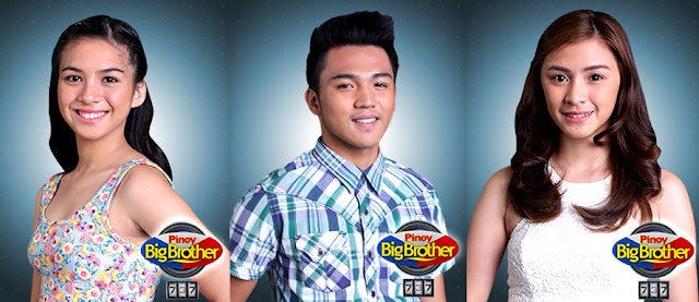 NOMINATED HOUSEMATES: Zonia, Jimboy and Kamille