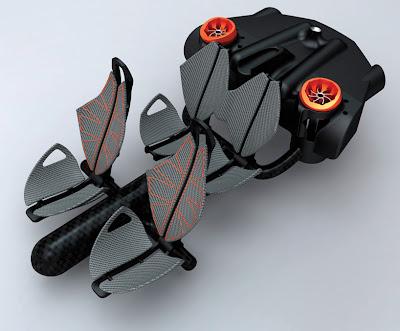 carro voador da honda